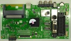 VESTEL - 17MB140 , 23508543 , 10114227 , VES500UNDC , 50FD5400 , Main Board , Ana Kart