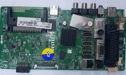 VESTEL - 17MB96 , 23308929 , VESTEL VES430UNSL-3D-U01 , 43FA8500 , Main Board , Ana Kart