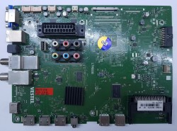 VESTEL - 17MB98 , 23310718 , 10100951 VESTEL , VES430UNSL-3D-U01 , 43FA9000 , Main Board , Ana Kart