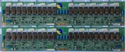 SAMSUNG - 24V40W2S(HIP0212A) REV4.1 , LTA400W2-L01 , Inverter Board