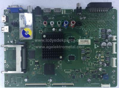 3104 313 64003 , 310432864361 , PHILIPS , 32PFL5625 , H/12 , 40PFL5605 , LCD , Main Board , Ana Kart