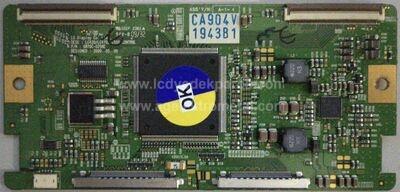 6870C-0256E , LC420/LC470/LC550 , LG , Logic Board , T-con Board