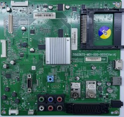 PHILIPS - 715G5675-M01-000-005X , VER:A , PHILIPS , TPT460H1-HM01 , 46PFL3108 , Main Board , Ana Kart