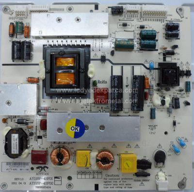 AY118P-4SF01 , 3BS0025414 , Sunny , LC420DUN SF U2 , LC420DU SF R2 , SN042DLD12AT022-SMF , SN042DLD12AT022-TMF , AX042DLD12AT022-SSDMF , SN040DLD12AT022-SMF , 42DLD12AT022 , Power Board , Besleme Kartı , PSU