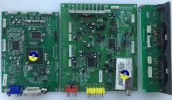 HISENSE - RSAG7.820.393A , RSAG7.820.530 , E/ , RSAG7.820.466A , HISENSE , LCD3203EU , Main Board , Ana Kart