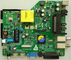 YUMATU - LDD.M3663.A75 , 40D4001 , Main Board , Ana Kart