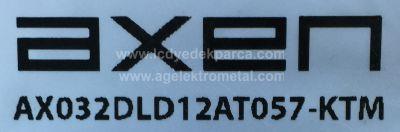 LG , LC320DXJ SF E1 , AXEN , AX032DLD12AT057-KTM , SN032DLD12AT057-AT , 6916L-1105A , 6916L-1106A , 3 ADET LED ÇUBUK