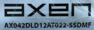 LG , LC420DUN SF R2 , AXEN , AX042DLD12AT022-SSDMF , 6916L-1368A , 6916L-1369A , 6916L-1370A , 6916L-1371A , 12 ADET LED ÇUBUK