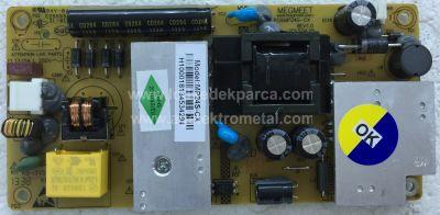 MP24S-CX , KB-3151C , SABA , 24BRD03 , Power Board , Besleme Kartı , PSU