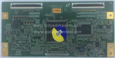 320WSC4LV1.1 , LTY320WS-LH3 , Logic Board , T-con Board