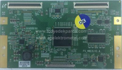 FS_HBC2LV2.4 , LTY400HA06 , Logic Board , T-con Board