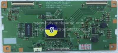 6870C-0060F , LC370WX1/LC320W01 , LC370WX1 SL 01 , Logic Board , T-con Board